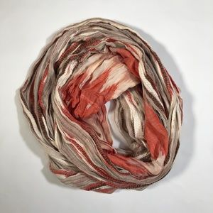 Anthropologie Infinity Scarf
